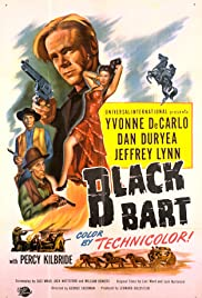 Black Bart (1948) Poster - Movie Forum, Cast, Reviews