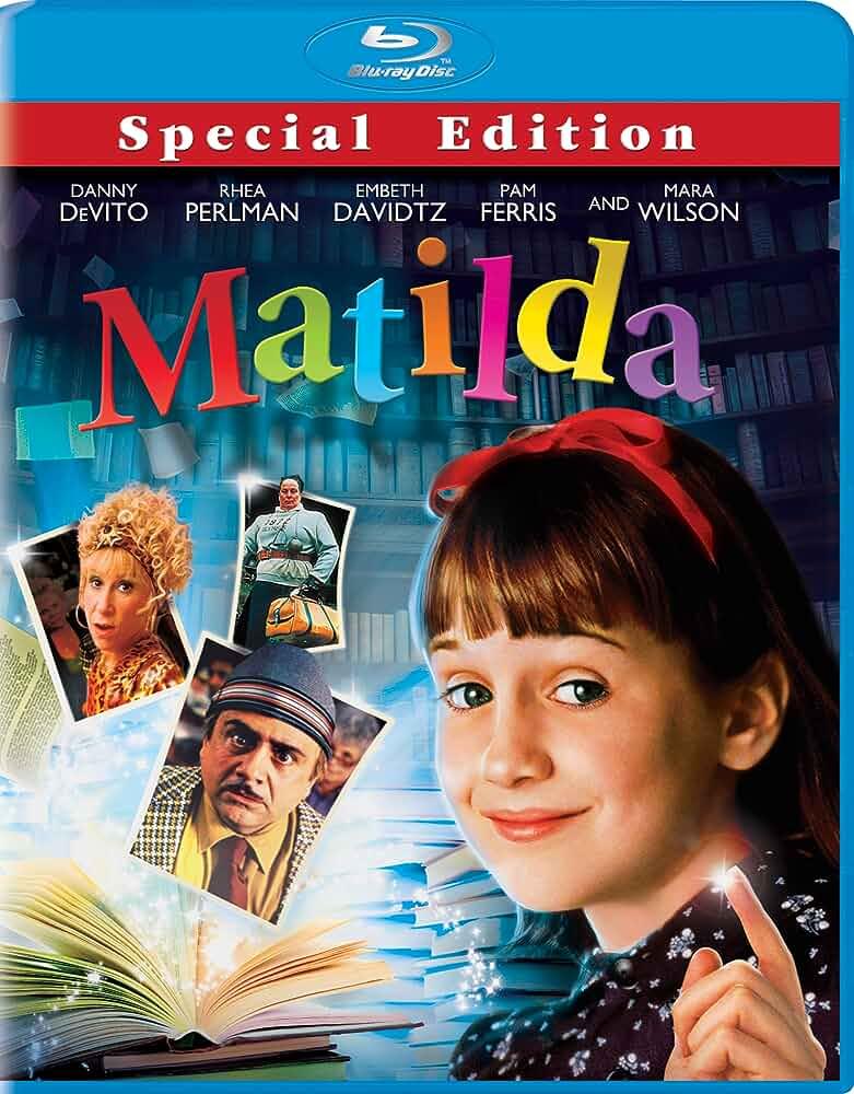 Matilda 1996 Dual Audio 720p BluRay full movie watch online freee download at movies365.lol