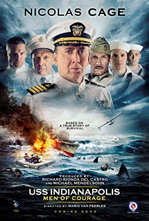 Ver Online Hombres de coraje (USS Indianapolis: Men of Courage) (2016) Gratis - 2016