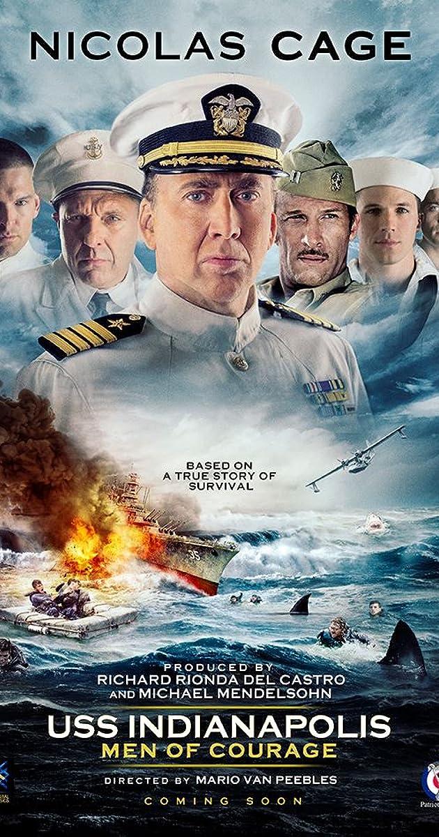 USS Indianapolis: drąsiausi vyrai / USS Indianapolis: Men of Courage (2016) Online