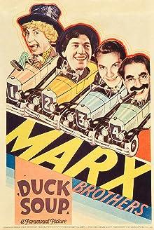 Poster Die Marx Brothers im Krieg
