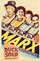 Duck Soup (1933) Poster