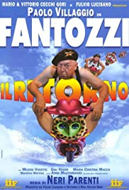 Fantozzi - Il ritorno Poster