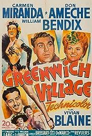 Greenwich Village(1944) Poster - Movie Forum, Cast, Reviews