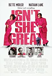 Isn't She Great (2000) Poster - Movie Forum, Cast, Reviews