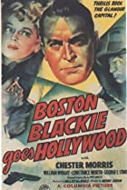 Image of Boston Blackie Goes Hollywood