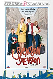 Svensson Svensson - Filmen (1997) Poster - Movie Forum, Cast, Reviews