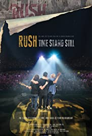 Rush: Time Stand Still Poster