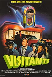 The Visitants Poster