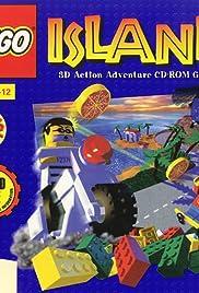 Lego Island Poster