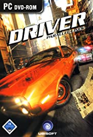Driver: Parallel Lines (2006) Poster - Movie Forum, Cast, Reviews