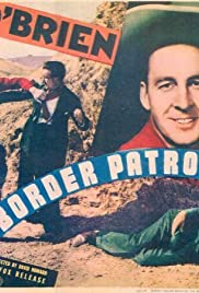 The Border Patrolman Poster
