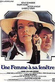 Une femme à sa fenêtre(1976) Poster - Movie Forum, Cast, Reviews