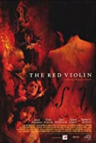 The Red Violin (1998) Poster