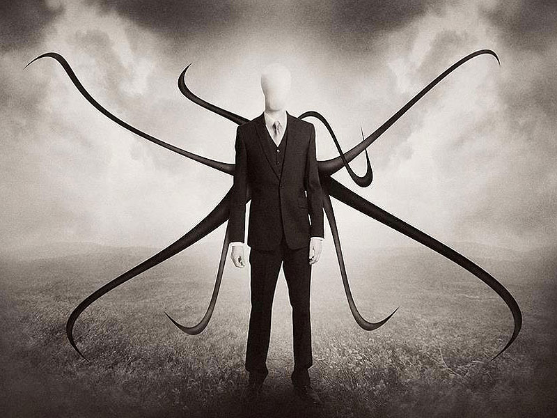 Image result for slender man images
