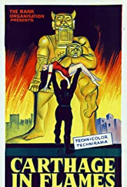 Carthage in Flames(1960) Poster - Movie Forum, Cast, Reviews