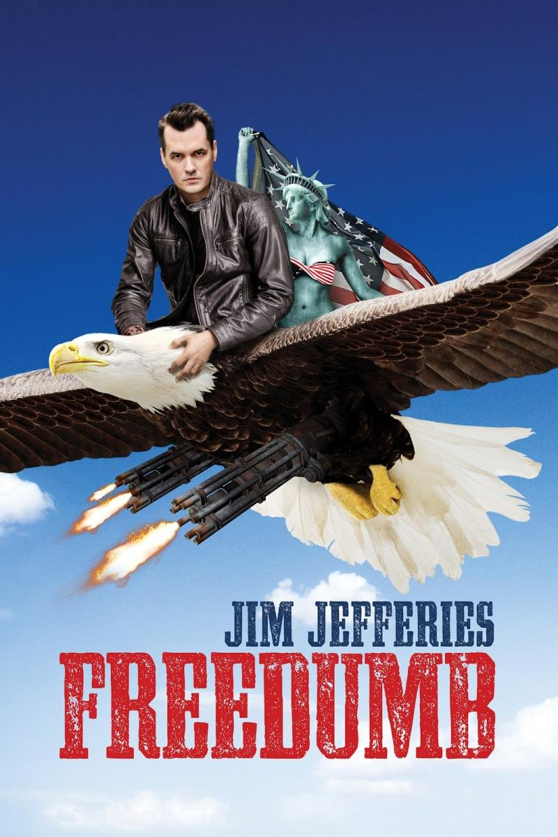 image Jim Jefferies: Freedumb (2016) (TV) Watch Full Movie Free Online