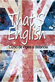 That's English Poster