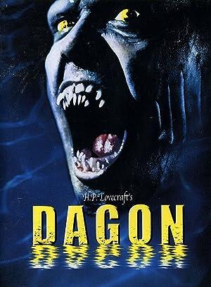 Dagon poster