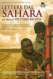 Lettere dal Sahara Poster