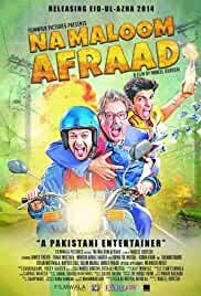 Na Maloom Afraad film poster
