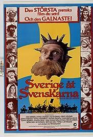 Sverige åt svenskarna(1980) Poster - Movie Forum, Cast, Reviews
