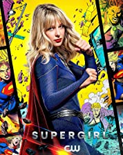 Supergirl - Season 5 poster