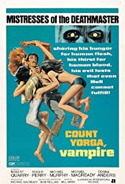 Count Yorga, Vampire (1970) Poster - Movie Forum, Cast, Reviews