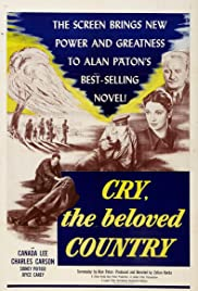 Cry, the Beloved Country (1951) Poster - Movie Forum, Cast, Reviews