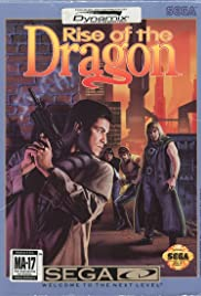 Rise of the Dragon Poster
