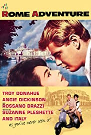 Rome Adventure (1962) Poster - Movie Forum, Cast, Reviews