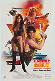 Enemy Gold(1993) Poster - Movie Forum, Cast, Reviews