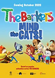 Barkers: Mind the Cats! (2020) poster