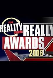 Fox Reality Really Awards Poster