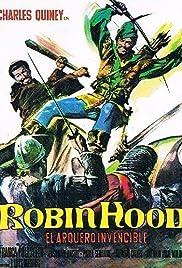 Robin Hood, l'invincibile arciere Poster