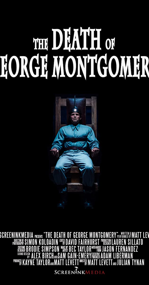The Death of George Montgomery (2017) - IMDb