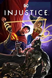 Injustice (2021) poster