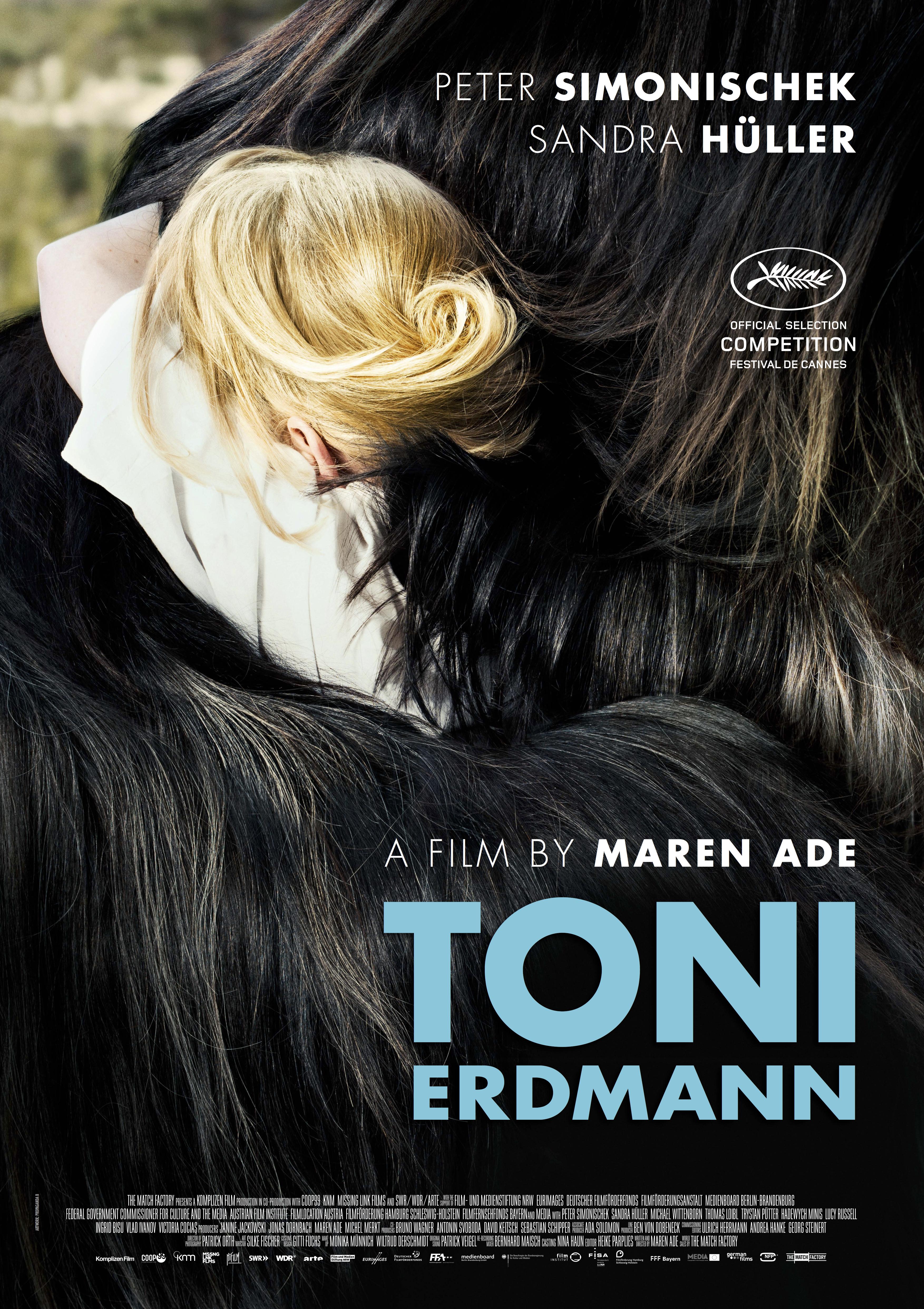 顛父人生 Toni Erdmann 2016