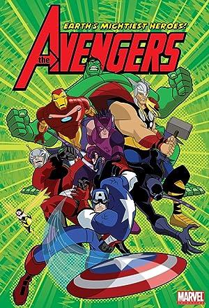 Poster Die Avengers - Die mächtigsten Helden der Welt