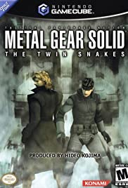 Metal Gear Solid: The Twin Snakes (2004) Poster - Movie Forum, Cast, Reviews