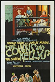 The Cohens and Kellys Poster