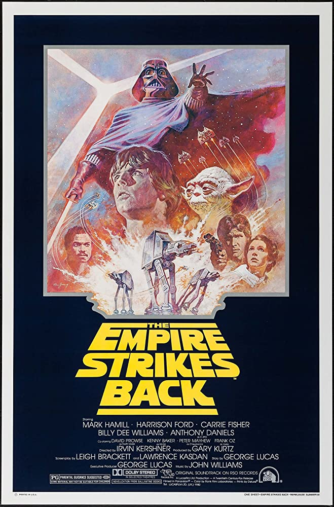 Star Wars: Episode V - The Empire Strikes Back (1980) MV5BYzAwYzc5MWMtYzNmMC00OTRlLWE1YWItYzg5YjRkYTA1NjA5XkEyXkFqcGdeQXVyMDUyOTUyNQ@@._V1_SY1000_CR0,0,659,1000_AL_