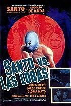 Image of Santo vs. las lobas
