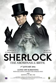 Sherlock: The Abominable Bride Poster
