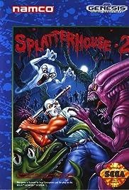 Splatterhouse 2 Poster