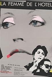 La femme de l'hôtel Poster