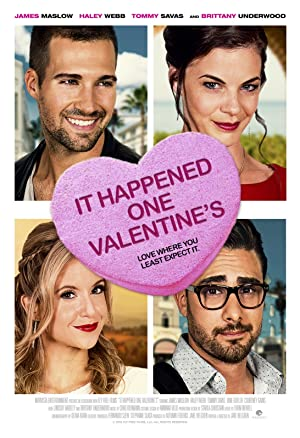 Poster It Happened One Valentine's
