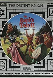 The Bard's Tale II: The Destiny Knight Poster