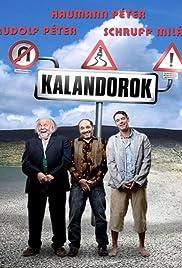 Kalandorok Poster