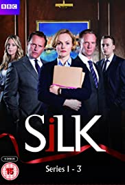 Silk Poster - TV Show Forum, Cast, Reviews